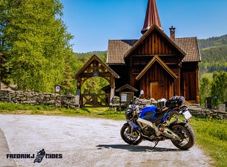 Rollag Stave church | by Fredrik_Johnsson