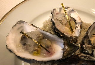 Oysters at Le Coucou - NYC   Chris Goldberg   Flickr