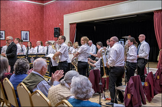 Photo Courtesy of Clive Sutton | by Alford Silver Band
