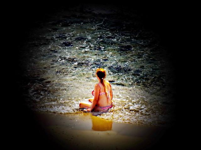 Alone at Thassos Island..... Thraki .......Greece