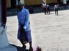 Santiago Atitlán, tradiční mayské pánské oblečení, foto: Petr Nejedlý