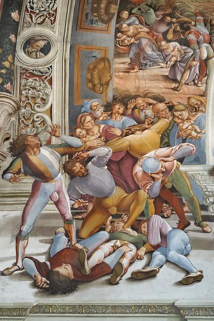 L'Apocalypse (Cathédrale d'Orvieto, Italie)