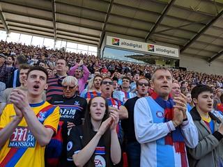 Stoke v Crystal Palace, 5/3/18