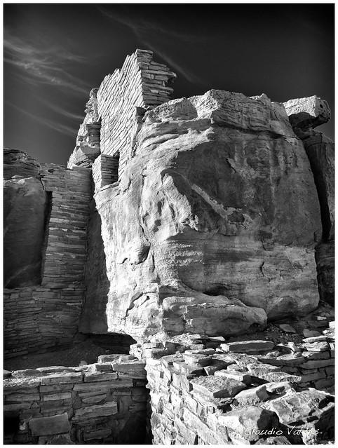 - Dawn at the Wupatki Pueblo -