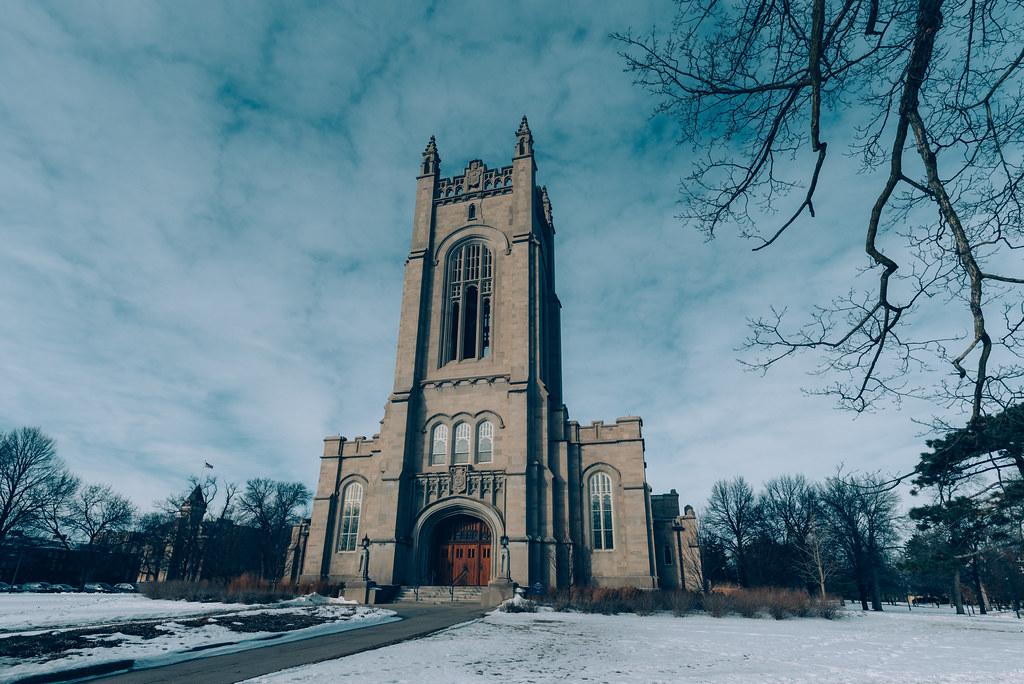 carleton college skinner chapel