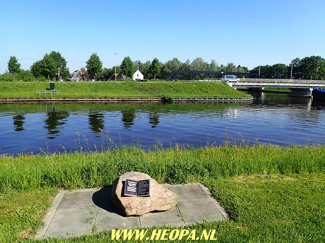 2018-05-09 Coevorden -     Hardenberg      22 Km  (30)