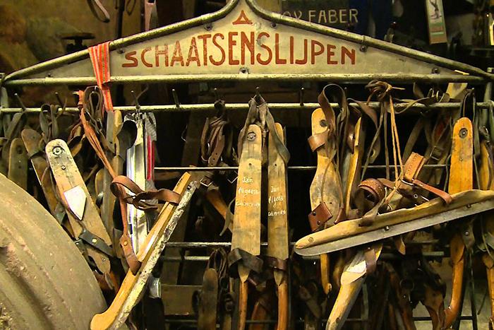 Hindeloopen Schaatsmuseum
