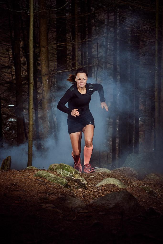kristina extreme running