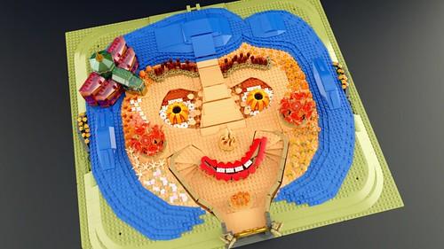 The Coraline Magical Garden - LEGO Ideas - 7