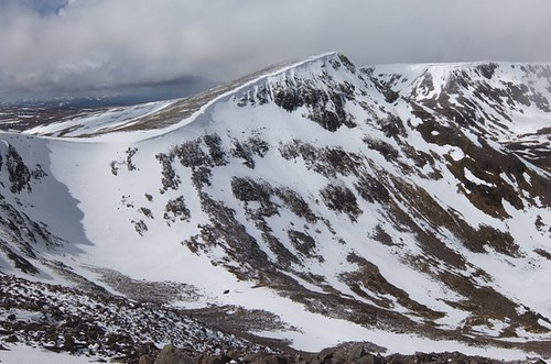 SaLU from Cairn Toul descent | by the pointless parasite