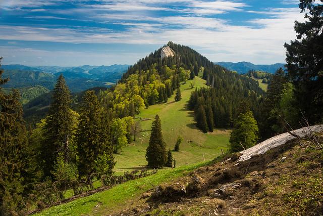 Alpstein Mountain Austria