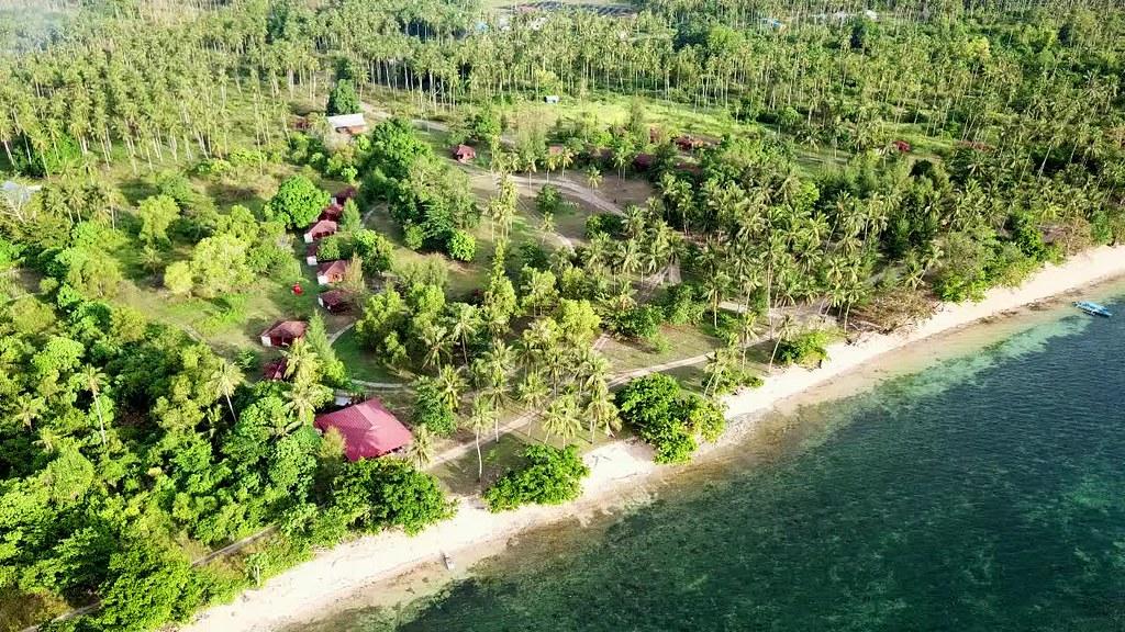D'Aloha Resort, Morotai, North Moluccas