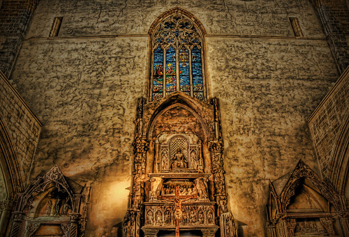 Rough Hewn Stone and Glass by Trey Ratcliff