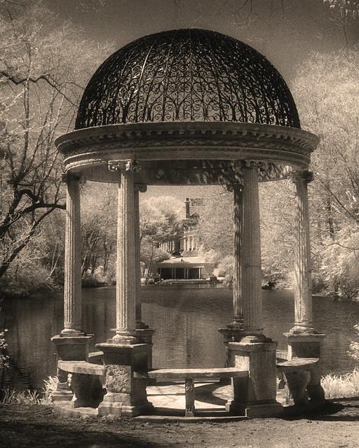Old Westbury Gardens Map: Gazebo Of Enchantment