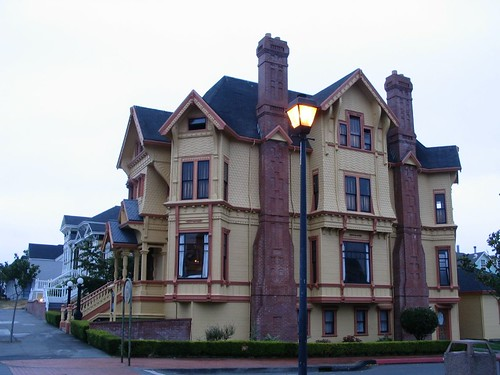 Old Town Eureka, California