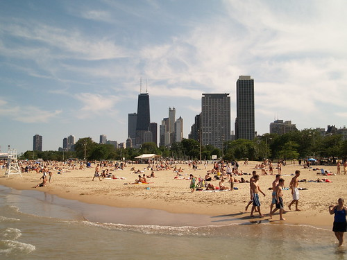 North Avenue Beach, Chicago