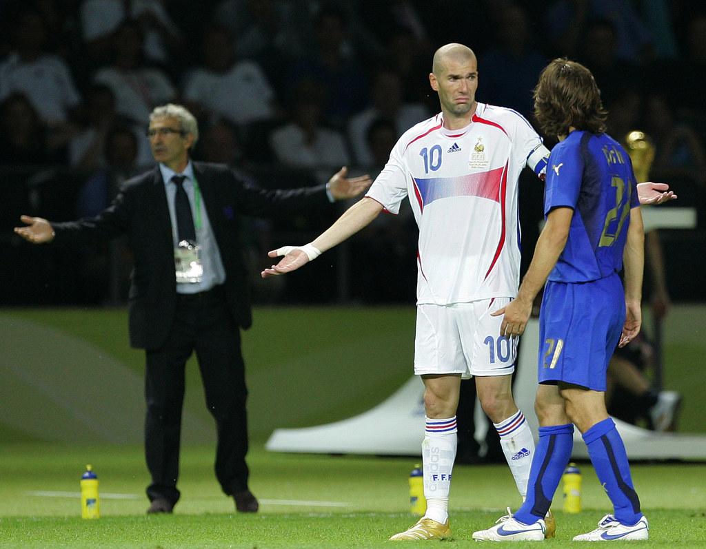 Pirlo Zidane