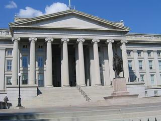 Treasury Building | by kidneybingos