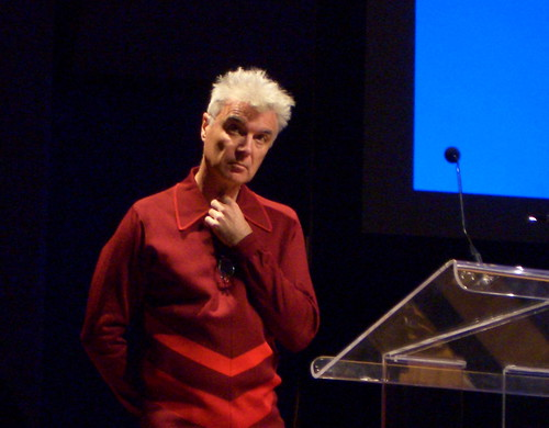 David Byrne @ Future of Music Policy Summit 2006 | by vonlohmann