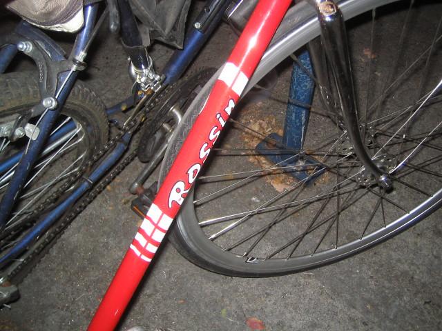 Bike rack fashion: frames of note