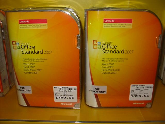 Microsoft Office 2007 Standard (Upgrade) | Microsoft Office … | Flickr