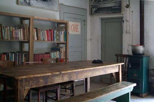 Scuola di Barbiana (foto di Giovanni*)