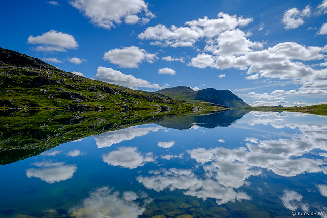 Reflections of Norwegian nature