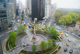 Columbus Circle | by Maria Eklind