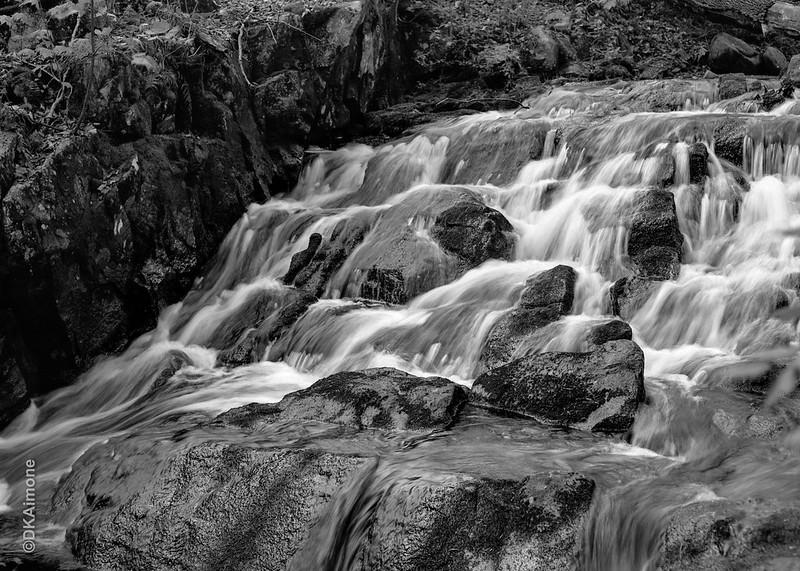 Un-Named Falls, Adirondack