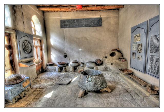 Bukhara UZ - Merchant Chodschajew house 04
