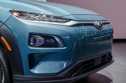 2019 Hyundai Kona Electric Photo