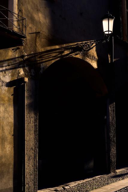 Padua - Chiaroscuro.