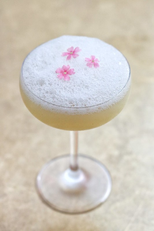 China - Jasmine and Pear Bellini