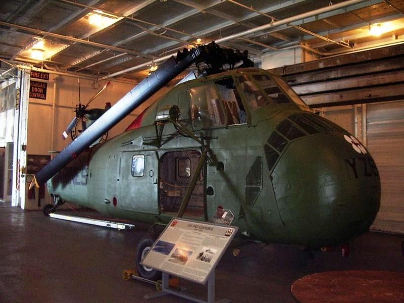 Sikorski UH-34D Seahorse 2