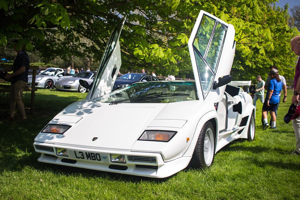 The Wolf Of Wall Street Lamborghini Countach 5000 Quattrov Flickr