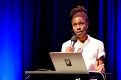 Mimi Onuoha (US) at Coded Matter(s): Big Bias