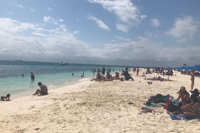 金, 2018-03-09 14:12 - 西のビーチ