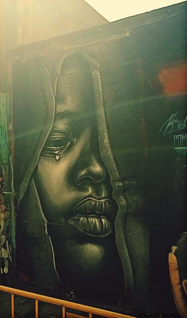 Barcelona Graffiti 6