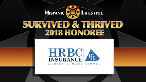 Survived and Thrived Honoree HRBC Insurance | by Hispanic Lifestyle