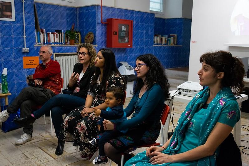 2018 6 MAGGIO PRESENTAZIONE LIBRO KOTHA. DONNE BENGALESI NELLA ROMA CHE CAMBIA