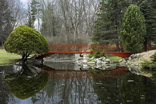 redbridge red reflections stram creek water landscape landscapephotography 2018yip d7100 tomclarknet tacphotography ironbridge 2000views