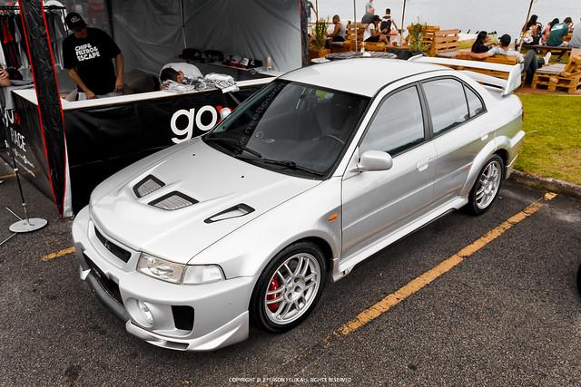 Mitsubishi Lancer Evolution V