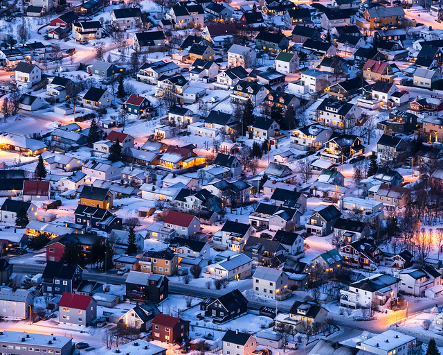 Tromso Houses