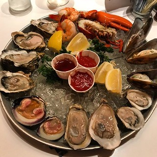 Shakespeare was right, the world is your oyster #nyceats #…   Flickr