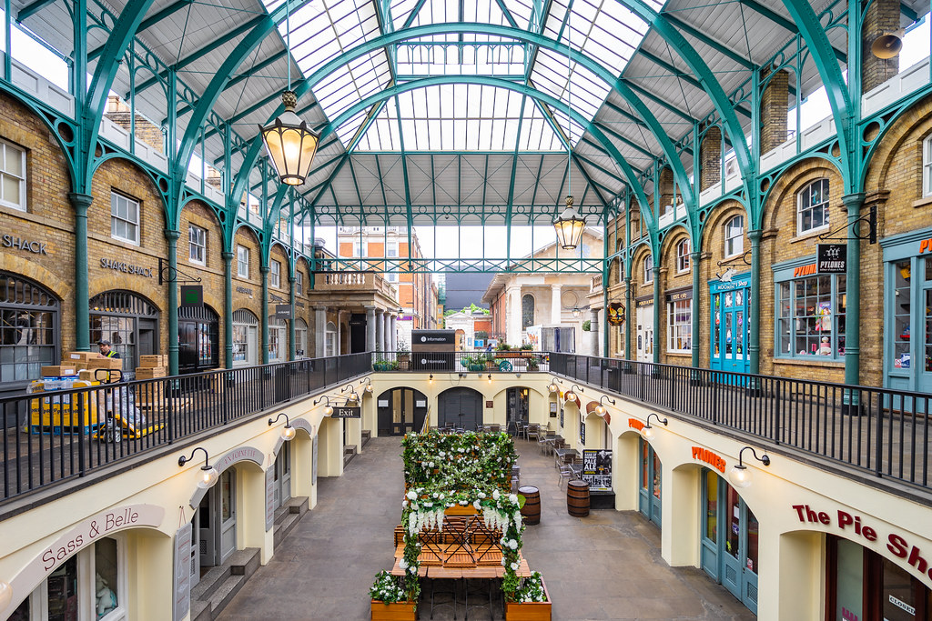 covent garden shops for kids