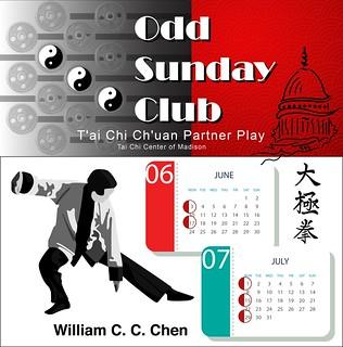 Odd Sunday Club Logo Prototype 2   by OnTask
