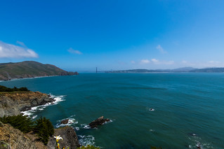 Golden Gate In the Distance....