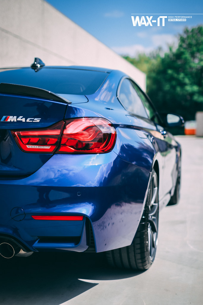 Bmw M4 Cs San Marino Blau Bmw M4 Cs In San Marino Blau Flickr