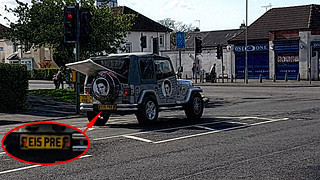 elvis jeep | by Ross Allan