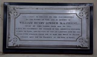 William Henry Lowder